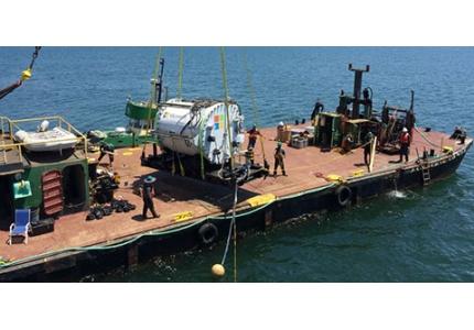 Microsoft joga data-centers no fundo do mar para economizar com ar-condicionado